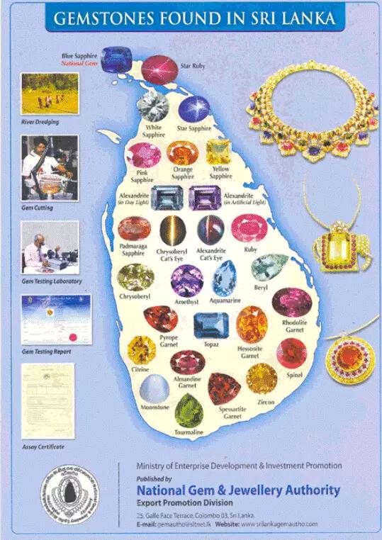 斯里兰卡发现世界上最大的蓝宝石:1404.49克拉