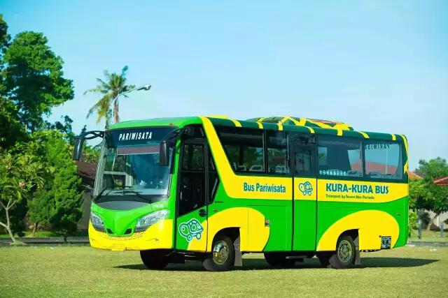 巴厘岛乌龟车(库拉库拉巴士) 金巴线路详解