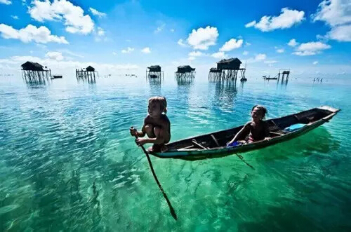 马来西亚沙巴岛旅游--深藏未露的绝妙旅游地