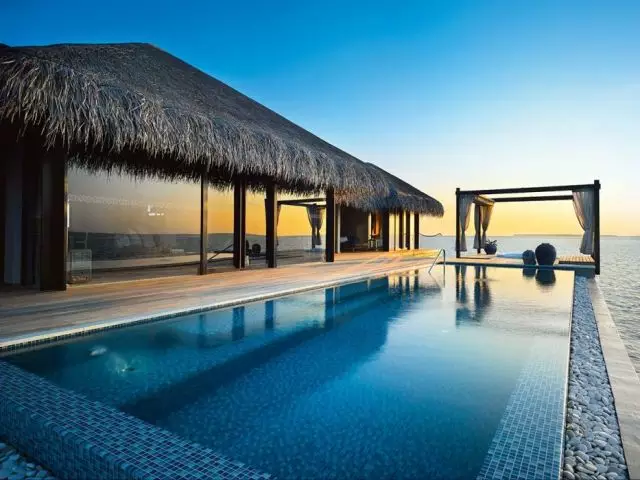 一岛一酒店 马尔代夫velaa私人岛