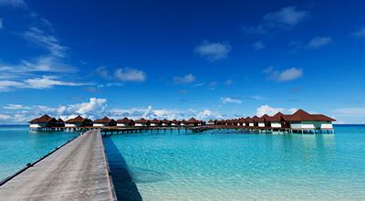 [香港出发]马尔代夫鲁滨逊岛6天4晚自由行  性价比超高的五星岛屿