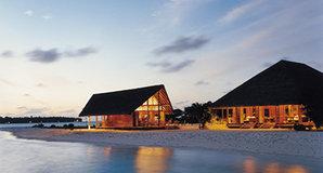 马尔代夫可可亚6天4晚自由行 水上梦幻船屋浪漫体验