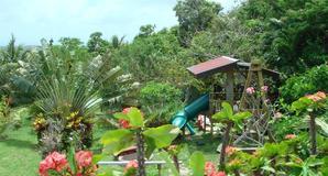 花园小屋度假屋