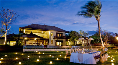 巴厘岛暑假5天4晚/6天4晚自由行 巴厘岛阿雅娜水疗度假酒店奢享之旅