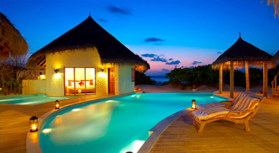 马尔代夫神仙珊瑚6天4晚自由行 自然与奢华的完美结合
