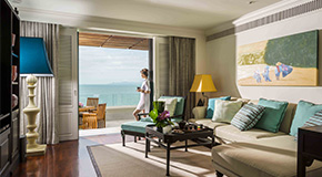 苏梅岛洲际酒店5天4晚视觉之旅