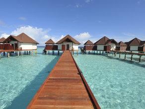 马尔代夫鲁滨逊岛 浮潜A级 全岛免费WiFi