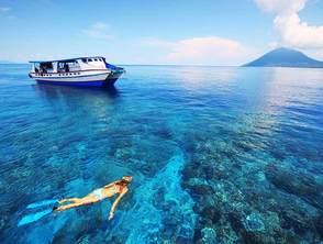 热卖海岛!潜水圣地美娜多5-6天半自助/跟团游