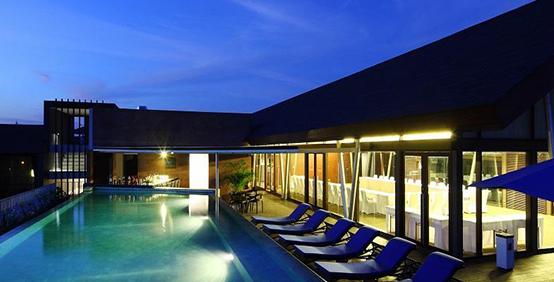 巴厘岛5天4晚全新水印酒店自由行 香港直飞 蜜月服务 ¥3699元/人