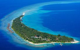 全国出发  马尔代夫库拉玛蒂岛4晚自由行 融合自然与现代的,最长拖尾沙滩,性价比之王五星岛屿