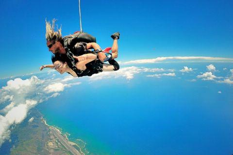 毛里求斯空中项目全体验