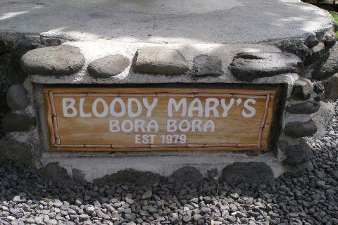 波拉波拉血玛丽餐厅晚餐预定Bloody Mary