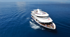 马尔代夫公主号船宿八天七晚潜水之旅
